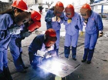 定西焊工培训机构
