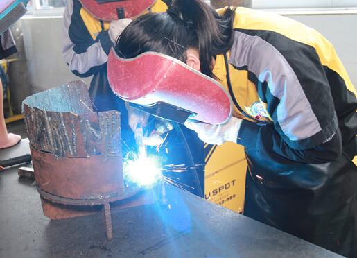定西焊工培训学校