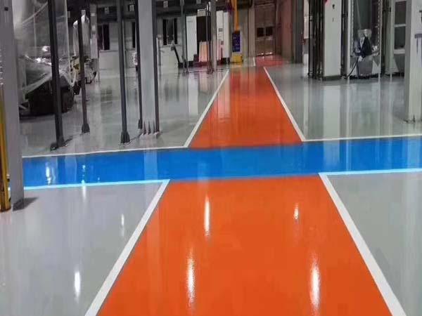环氧橘纹地坪漆