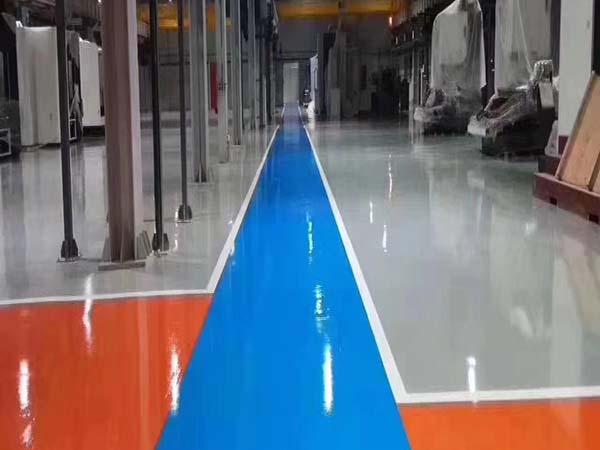 环氧橘纹地坪
