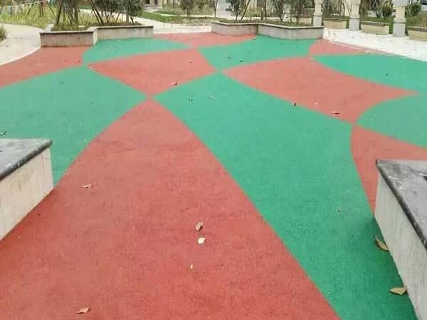 硅pu球场
