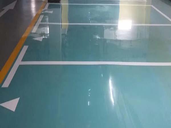兰州树脂地坪漆