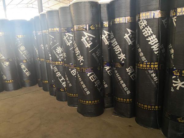 兰州合成高分子防水卷材厂家