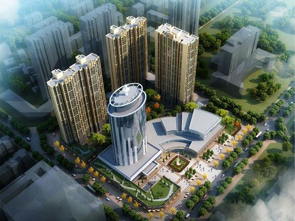为甘肃广播电视台公寓楼提供高分子防水卷材施工服务