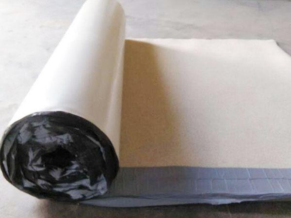浅谈高分子复合防水卷材的两种施工工艺