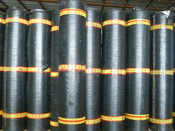 浅谈sbs改性沥青防水卷材施工方案