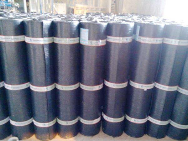 sbs防水卷材应用范围