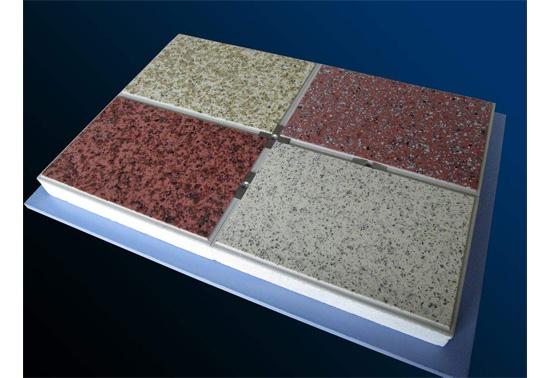 甘肅鋁板保溫裝飾一體板
