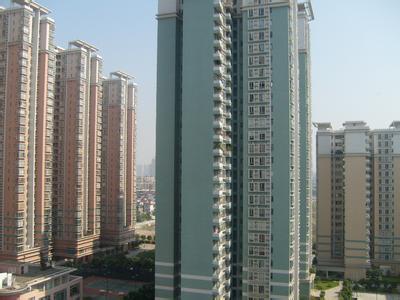 隴南市天澤世紀新城B區商住樓工程采用的無機活性保溫砂漿