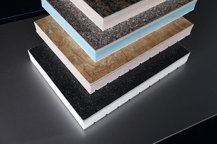節能保溫裝飾一體板