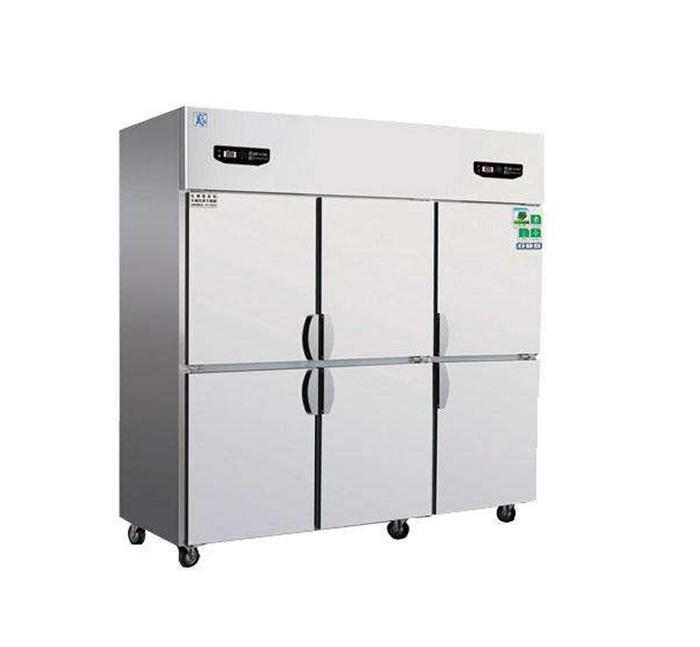 商用六门冰柜