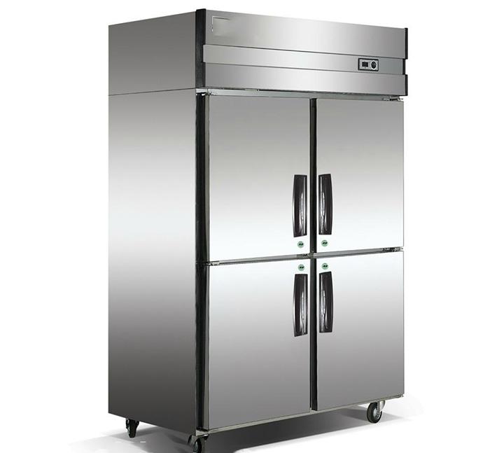 商用四门冰柜