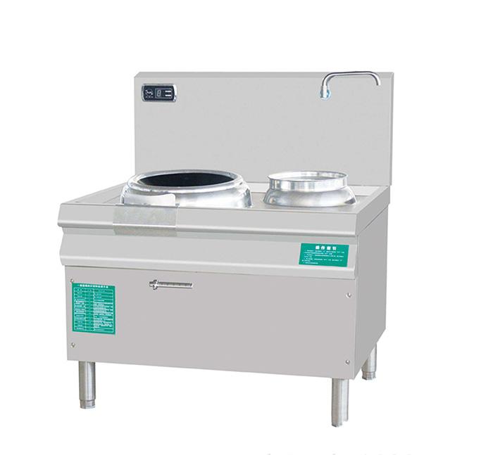 商用单炒单温电磁灶