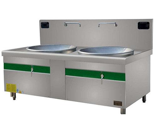 兰州酒店厨房设备公司告诉您大功率电磁灶的6大优点