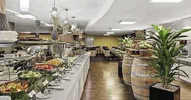 大型酒店商用厨房设备安装