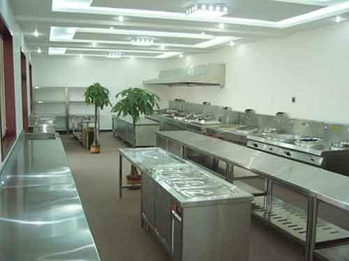 兰州酒店厨房应该怎么布局比较好?