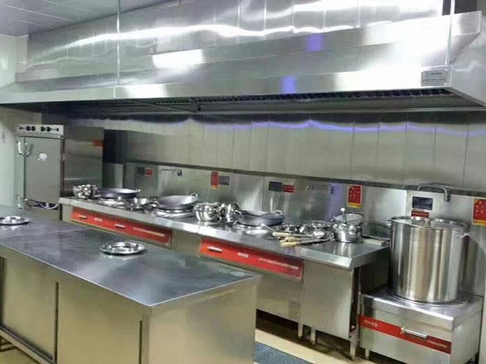 酒店不锈钢厨具设备