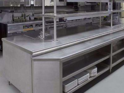 酒店厨房设计分享厨房设备灭火装置的检查及维护