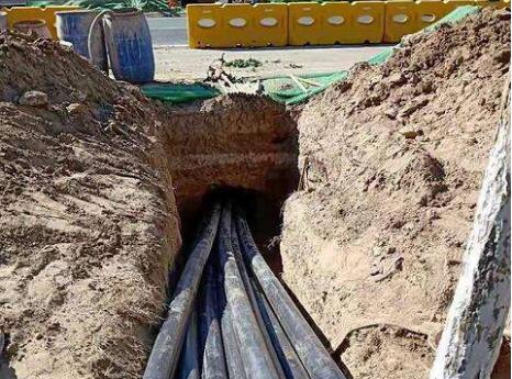 长距离燃气管道拉管施工|兰州顶管及拉管工程项目