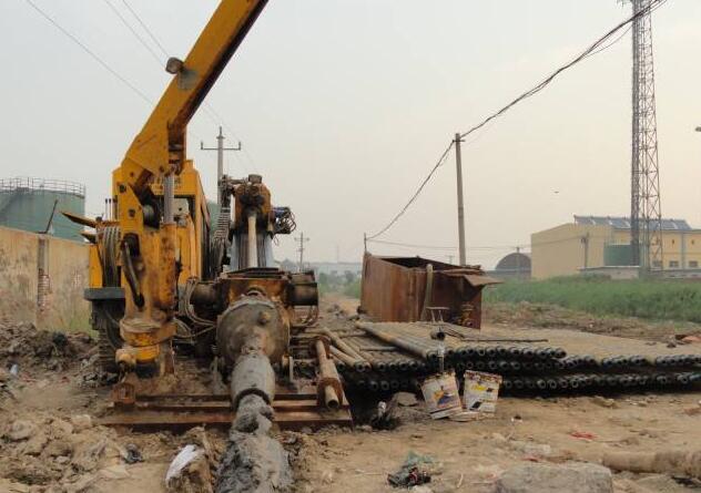 石油管道安装施工