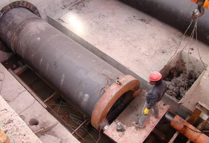 兰州地龙顶管:顶管顶进施工的原则