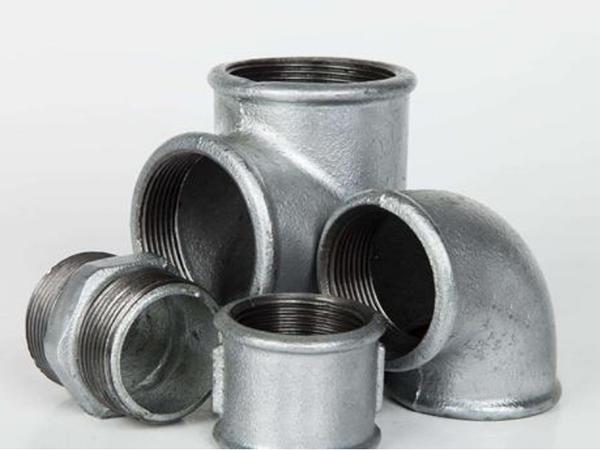 热镀锌和冷镀锌在玛钢管件表面处理上的区别