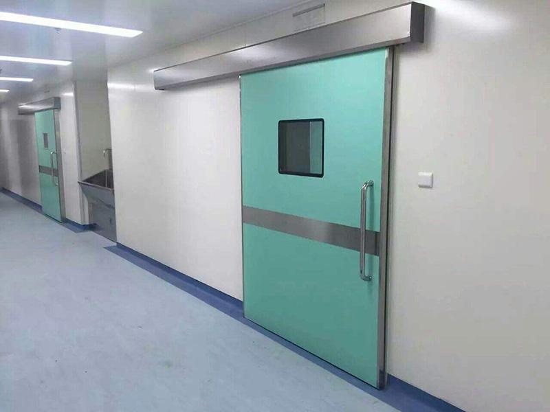 手术室感应门
