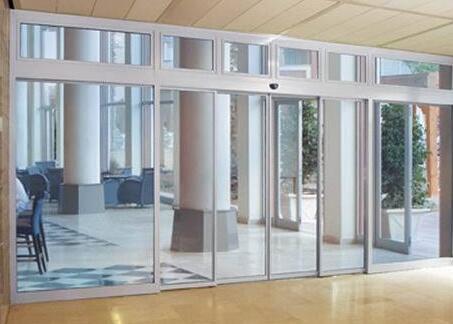 玻璃平移自动门