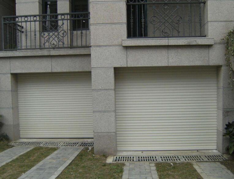 铝合金车库卷帘门