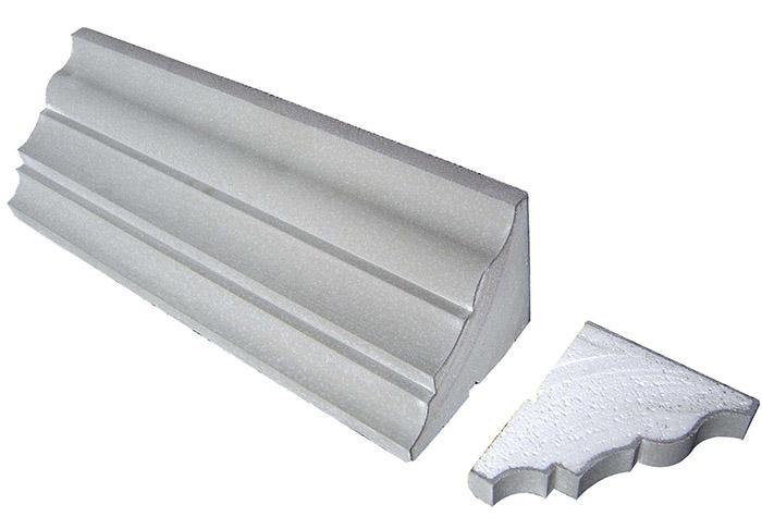 grc水泥构件厂家分享安装GRC装饰线条应该注意的事项