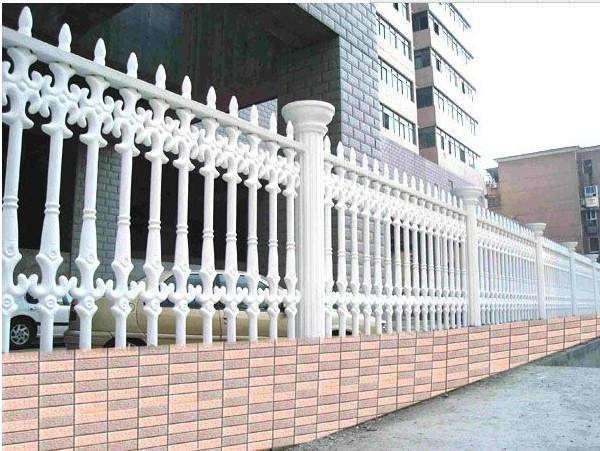水泥艺术围栏的特点