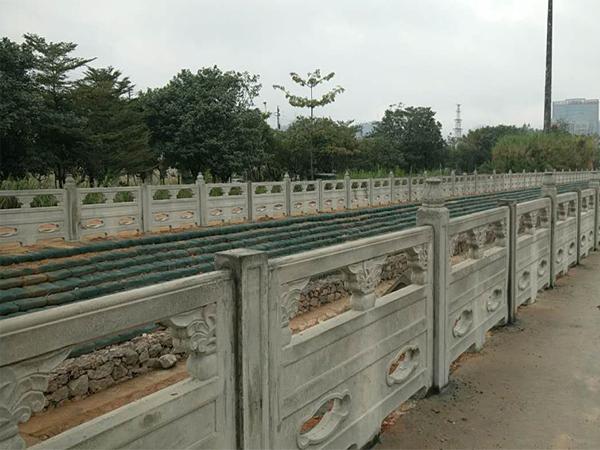 为您分享水泥仿石栏杆的一些优点