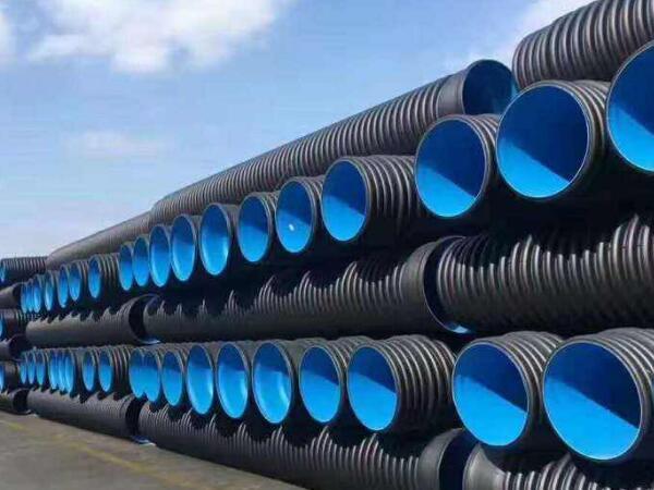 HDPE双壁波纹排水管