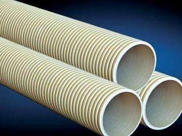 hdpe双壁波纹排水管道多少钱?天水排水管厂家告诉你