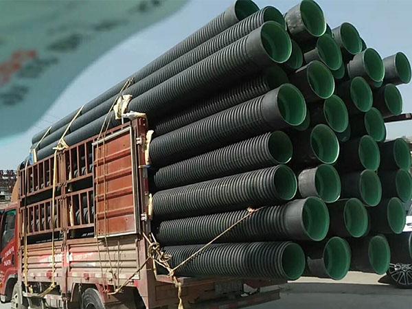 HDPE双壁波纹排水管优点由天水排水管厂家分享