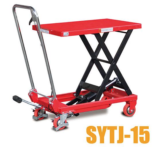SYTJ-15液压平台车
