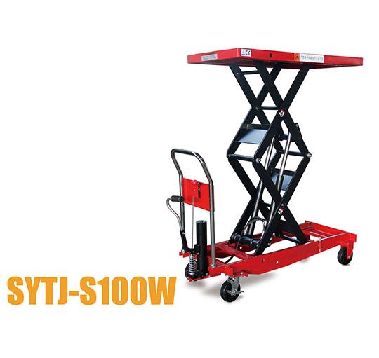 SYTJ-S100W液压平台车