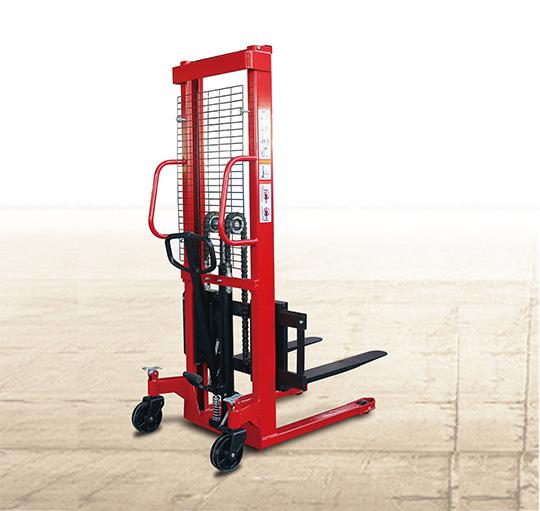 蘭州SYG-II手動液壓堆垛車銷售