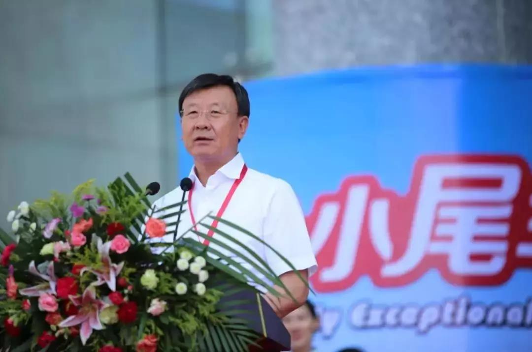 包头市委副书记、市长赵江涛致辞