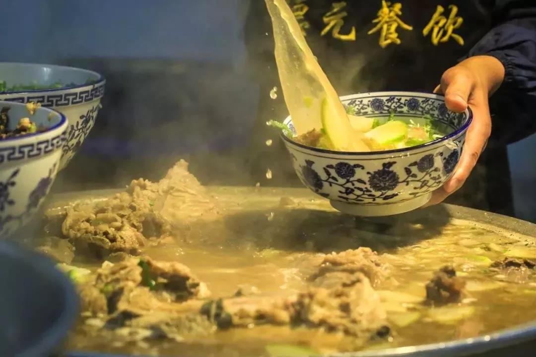 一碗牛肉面,金城百里香