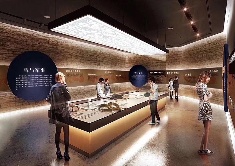 甘肃展览馆设计