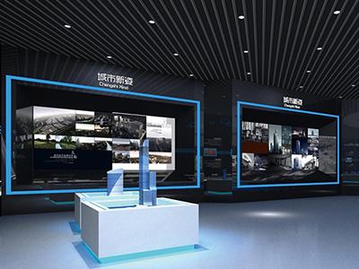 城建规划展览馆设计