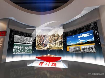 主题纪念馆设计施工