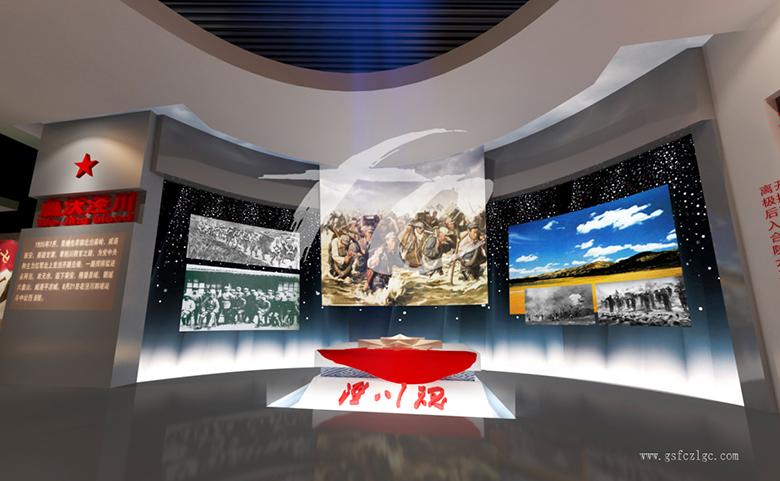 兰州主题纪念馆设计施工