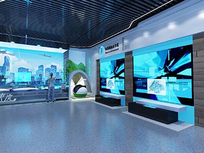 公路企业展览馆设计