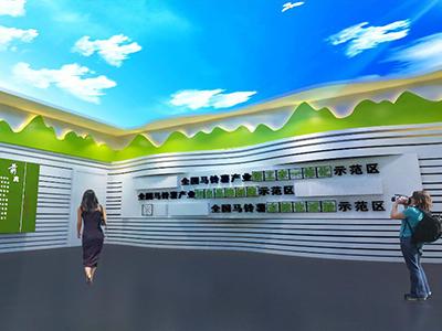 农业展览馆设计