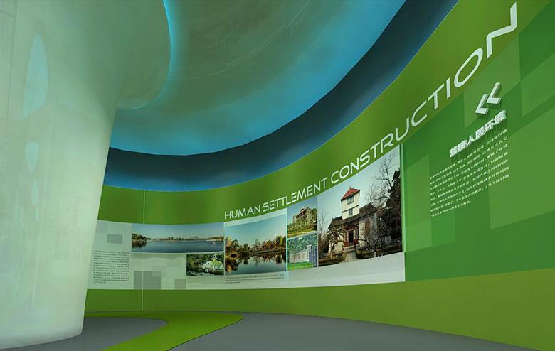 甘肃环境展厅设计公司