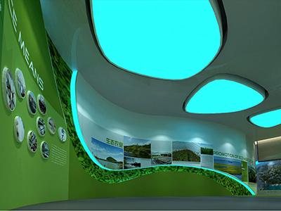 智慧生态展厅设计