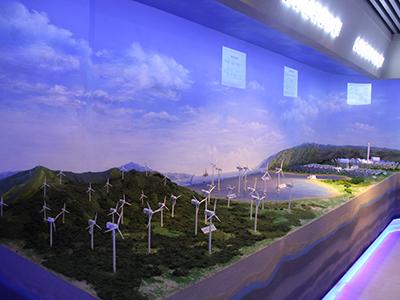 兰石集团展览馆设计展示