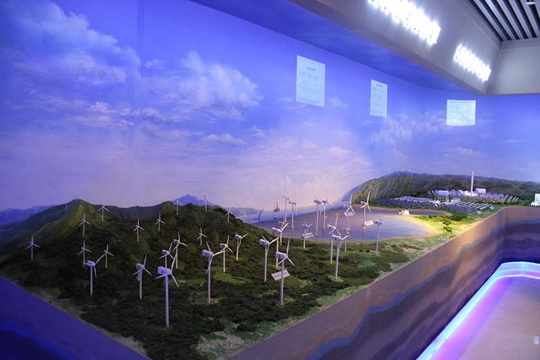 兰石集团展览馆设计